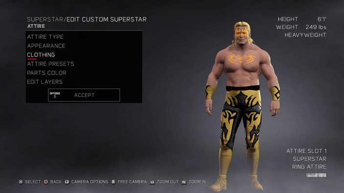 WWE 2K17 「パワー・ウォリアー 4 試合時 全身」.jpg